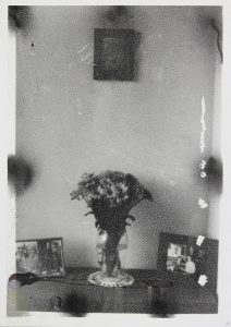 Michael Boffey | Interior 1 | 2020 | Silver gelatin print on watercolour paper | 29.7x21cm
