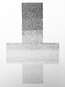 Graham Dolphin | Five Songs (Nick Cave) | 2020 | Graphite on paper | 29.7x21cm