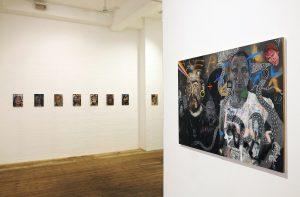 Collaborators | CHARLIE SMITH LONDON | Installation View 3