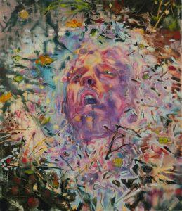 Dominic Shepherd | The Gaze | 2012 | Oil on canvas | 35x30cm