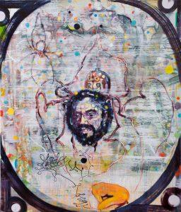 Dominic Shepherd | The Magician | 2010 | Oil on canvas | 71x60cm