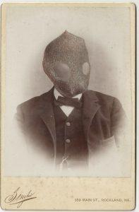 Tom Butler | Singhi | 2012 | Gouache on Albumen Print | 11×16.5cm