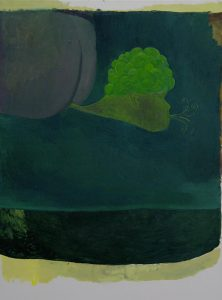 Paul Becker | Catch the Wind | 2009 | Oil on canvas | 182x135cm