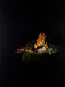Emma Bennett   The Endlessness   2012   Oil on canvas   122×91.5cm