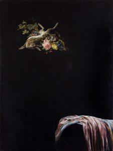 Emma Bennett | Watching the Dark | 2013 | Oil on canvas | 122×91.5cm