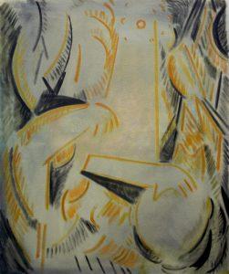 Kiera Bennett   Insomnia   2013   Oil on canvas   90x75cm