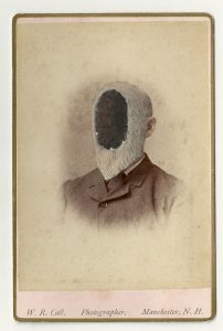 Tom Butler | Call | 2011 | Gouache on Albumen print | 16.5×10.5cm