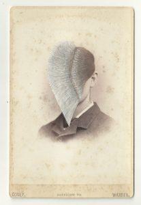 Tom Butler | Conley | 2012 | Gouache on Albumen print | 16.5×10.5cm