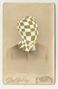 Tom Butler | Elmer | 2013 | Gouache on Albumen print | 16.5×10.5cm