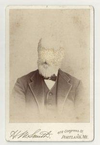 Tom Butler | HM | 2013 | Gouache on Albumen print | 16.5×10.5cm