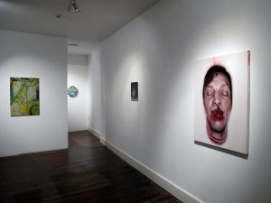 Gallery Artists   CHARLIE SMITH LONDON   Installation View (2)   2013