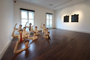 Young Gods | CHARLIE SMITH LONDON | Installation View (2) | 2014