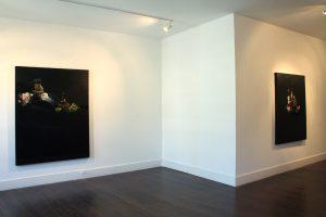 Death & Co | Emma Bennett | CHARLIE SMITH LONDON | Installation View (3) | 2010