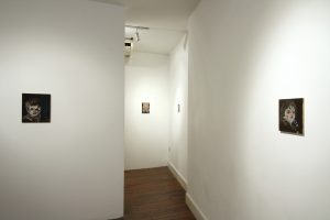 Colossal Youth (Part 2)   Sam Jackson   CHARLIE SMITH LONDON   Installation View (4)   2014
