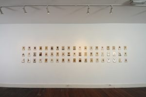 Absentees | Tom Butler | CHARLIE SMITH LONDON | Installation View (1) | 2013