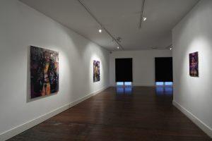 Mise en Abyme   Gavin Nolan   CHARLIE SMITH LONDON   Installation View (2)   2013