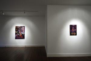 Mise en Abyme   Gavin Nolan   CHARLIE SMITH LONDON   Installation View (3)   2013