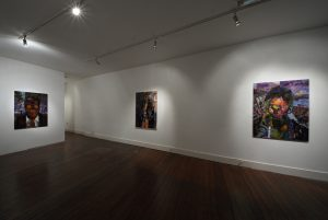 Mise en Abyme   Gavin Nolan   CHARLIE SMITH LONDON   Installation View (4)   2013