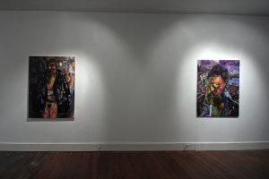 Mise en Abyme   Gavin Nolan   CHARLIE SMITH LONDON   Installation View (5)   2013