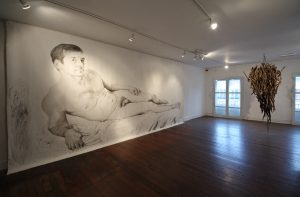Young Gods | CHARLIE SMITH LONDON | Installation View (2) | 2011