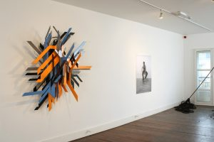 Young Gods | CHARLIE SMITH LONDON | Installation View (2) | 2010