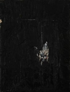 Luke Jackson   Retrieve   2012   Oil & mixed media on canvas   40×33.5cm