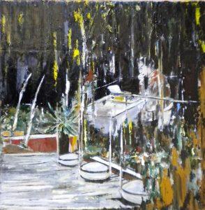 Luke Jackson | The Solipsistic Pariah | 2011 | Oil On Canvas | 40x30cm