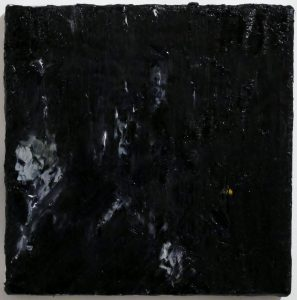 Luke Jackson   Time Regained   2012   Oil & mixed media on canvas   21×20.5cm