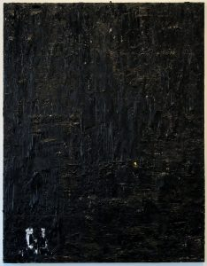 Luke Jackson   Time within Time   2012   Oil & mixed media on canvas   91x72cm