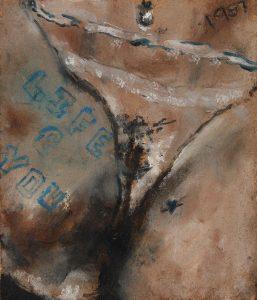 Sam Jackson   Life & You   2014   Oil on board   17.5×14.5cm