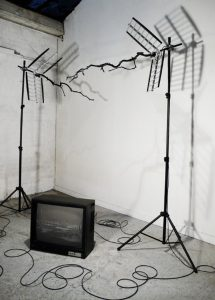 Monica Ursina Jager   News from Nowhere   2009   Mixed media   Dimensions variable
