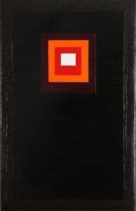 Alex Gene Morrison | Door | 2010 | Oil on linen | 55x35cm
