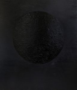 Alex Gene Morrison | Mass | 2010 | Oil on jute | 183x155cm