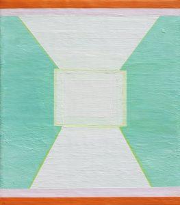 Alex Gene Morrison | Portal | 2010 | Oil on linen | 35x30cm