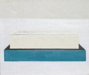 Alex Gene Morrison | Remains | 2010 | Oil on linen | 30x35cm