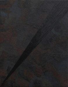 Alex Gene Morrison | Rip | 2011 | Oil on canvas | 45x35cm