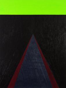 Alex Gene Morrison | Vanish | 2010 | Oil on canvas | 215x165cm