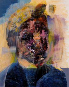 Gavin Nolan   Untitled   2013   Oil on board   61.6×48.5cm