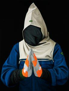 John Stark | Shepherd | 2011 | Oil on wood panel | 60x50cm