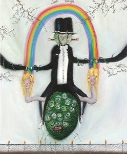 Erik Tidemann   Untitled   2009   Oil on canvas   65x54cm