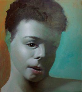 Gavin Tremlett   Untitled   2008   Oil on canvas   40x35cm