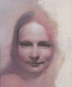 Gavin Tremlett | Amusement 11 | 2010 | Oil, charcoal & graphite on paper | 52x42cm