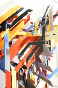 James Winter | Culture Control | 2010 | MDF, Polyurethane & Paint | Dimensions variable