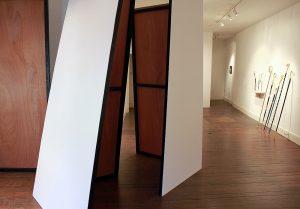 Terminalia | CHARLIE SMITH LONDON | Installation View (2) | 2014