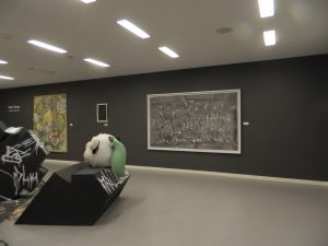 Cultus Deorum | SAATCHI GALLERY | Installation View (2) | 2014