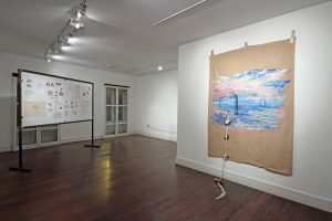 Young Gods | CHARLIE SMITH LONDON | Installation view (5) | 2015