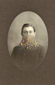 Tom Butler   Ellsworth   2014   Gouache on Albumen print   18.5×12.5cm