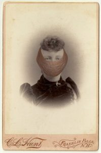 Tom Butler   Hunt   2014   Gouache on Albumen print   16.5×10.5cm