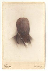 Tom Butler   Kilgore   2013   Gouache on Albumen print   16.5×10.5cm