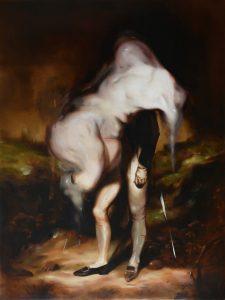 Flavia Pitis | True Confidence | 2014 | Oil on linen | 145x110cm